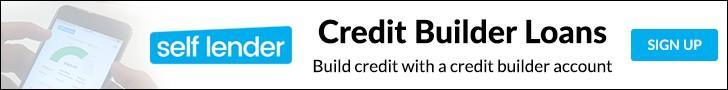 Credit Builder Loan, Self Lender