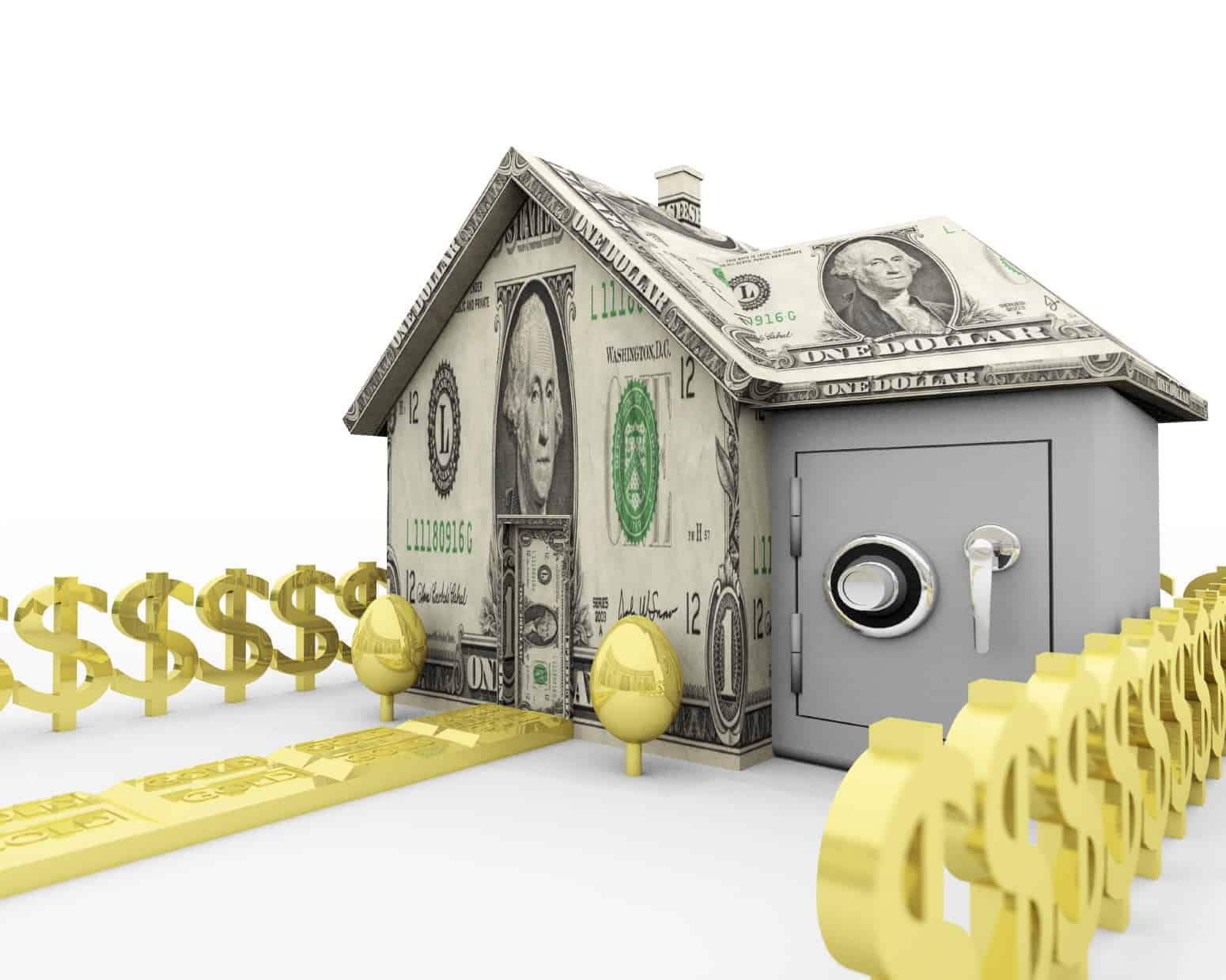Home equity is the monetary value locked up in your home