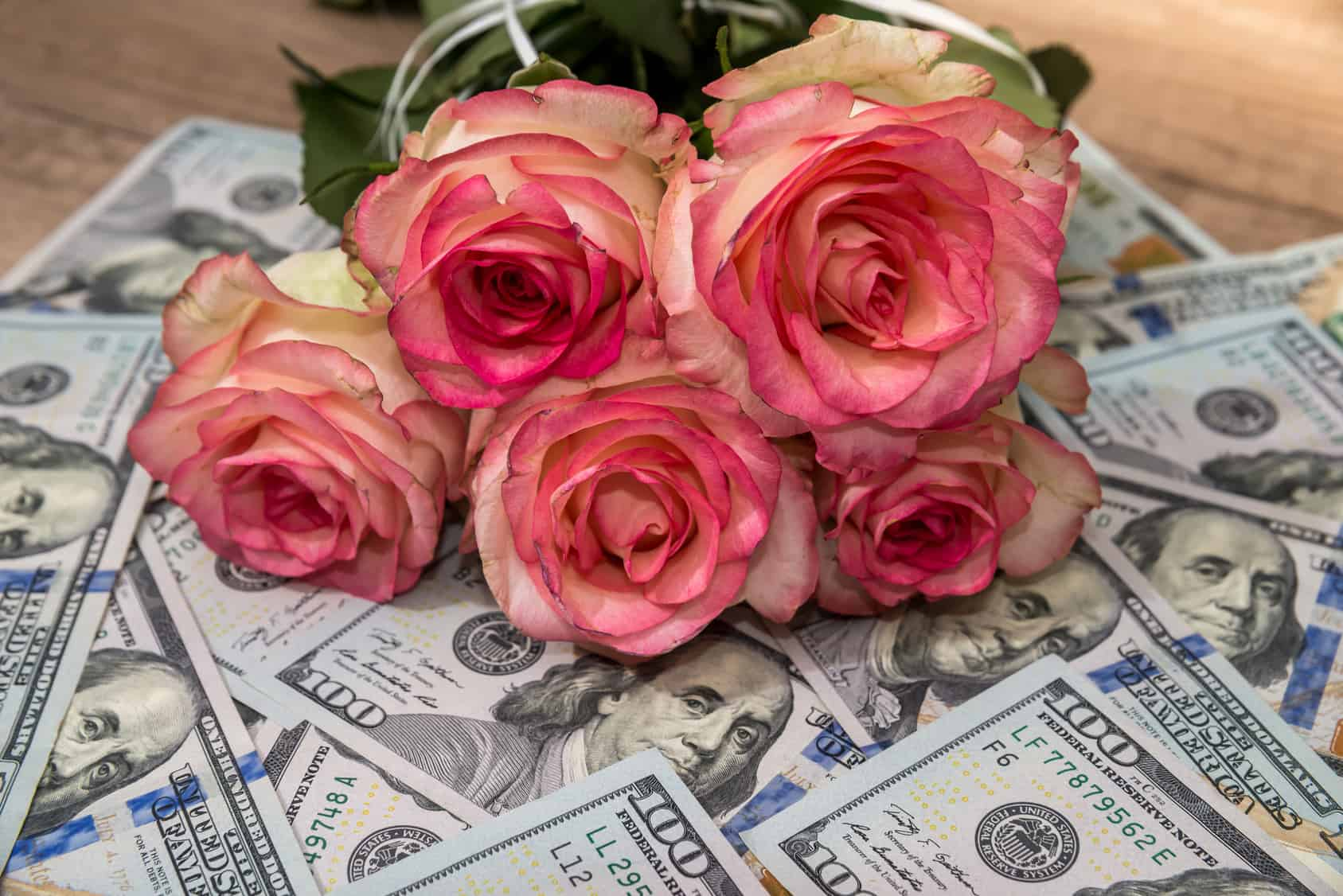 Love, Money, and Flowers