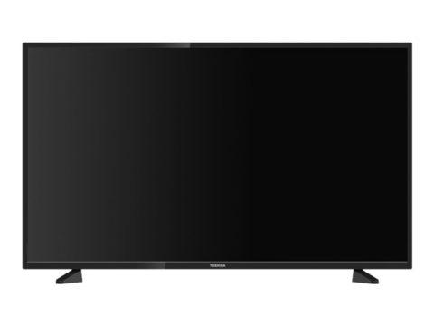 "Toshiba - 55"" Class (54.6"" Diag.) - LED - 1080p - HDTV"