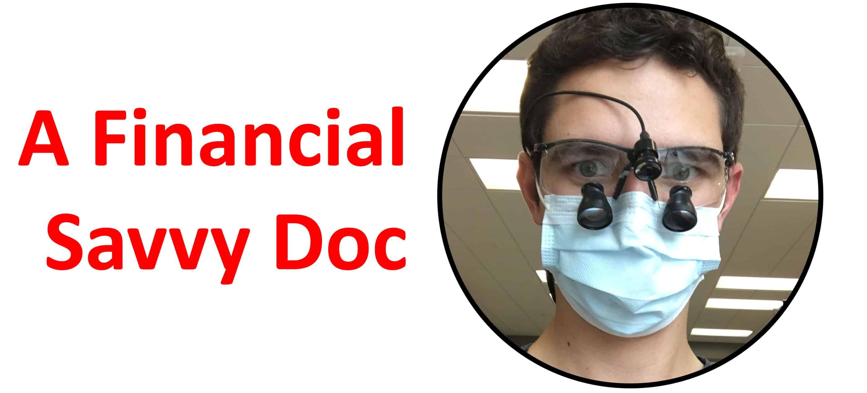 Matt from A Financial Savvy Doc