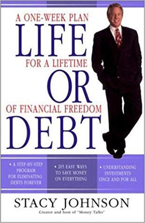 Life or Debt book