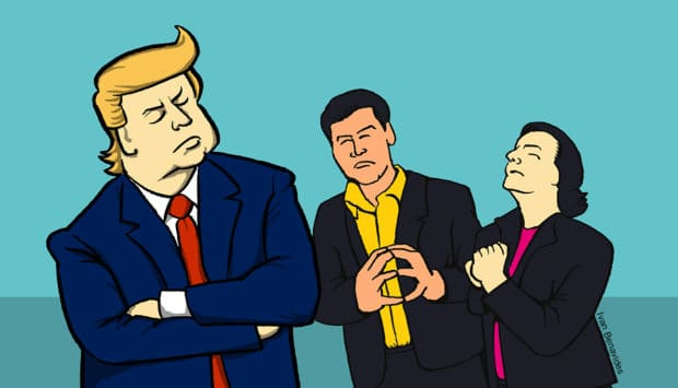 Sprint and T-Mobile beg Trump to let them merge (illustrated)