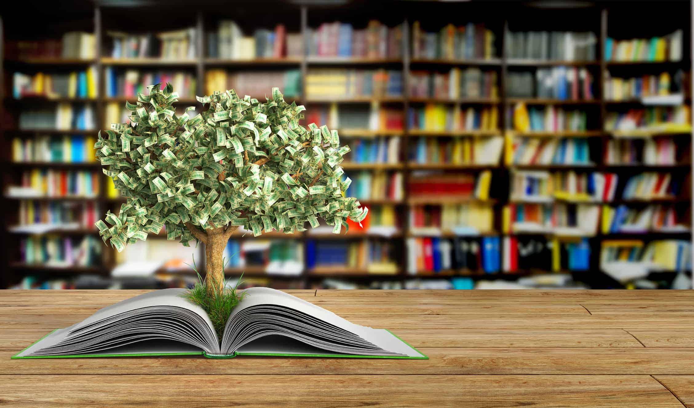 arbol de educación financiera