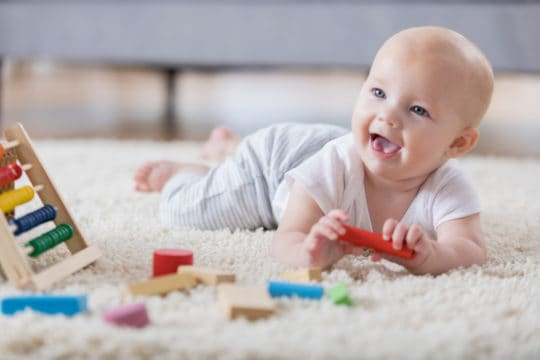 your baby's old stuff will save you money with on your baby items.