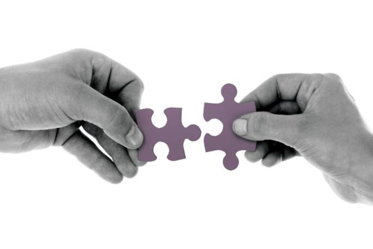 Debt consolidation puts the pieces together to pay off debt