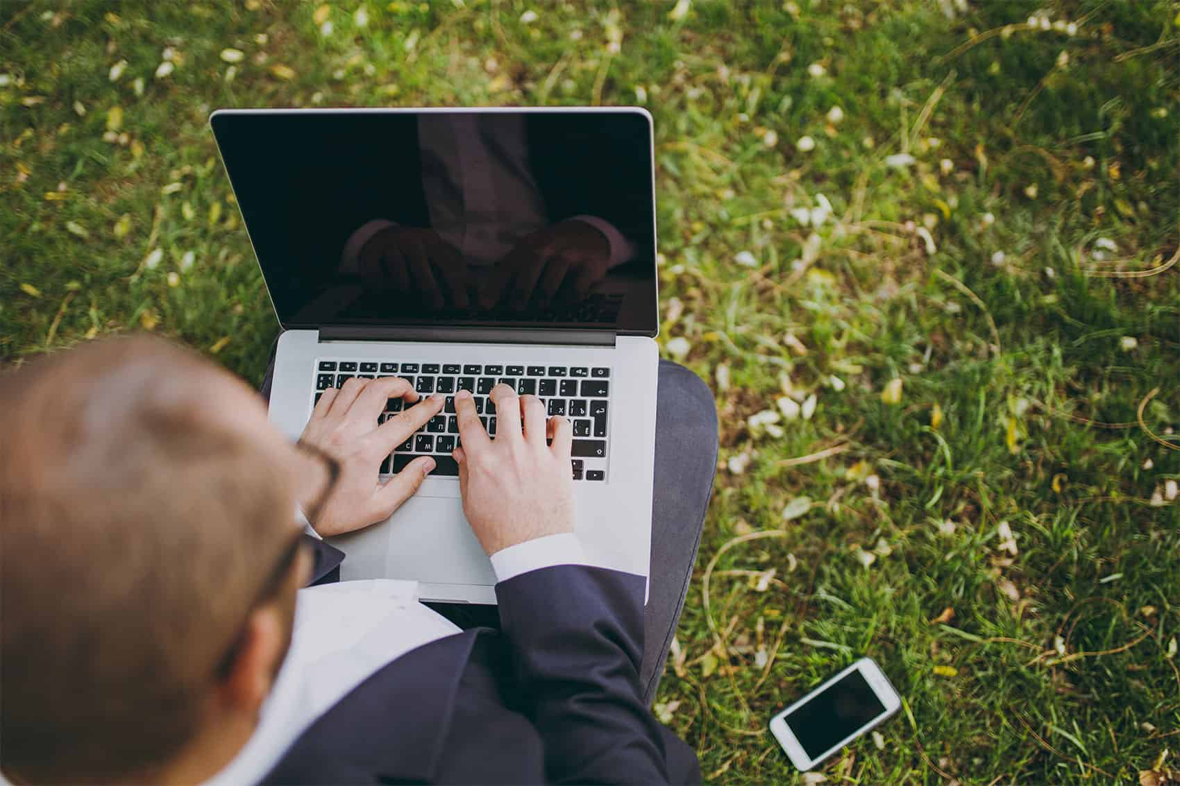 More employees make money remotely out of the office