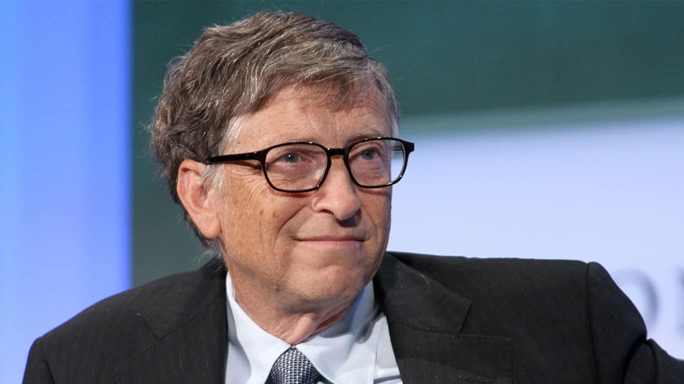Bill Gates attends the Clinton Global Initiative Annual Meeting