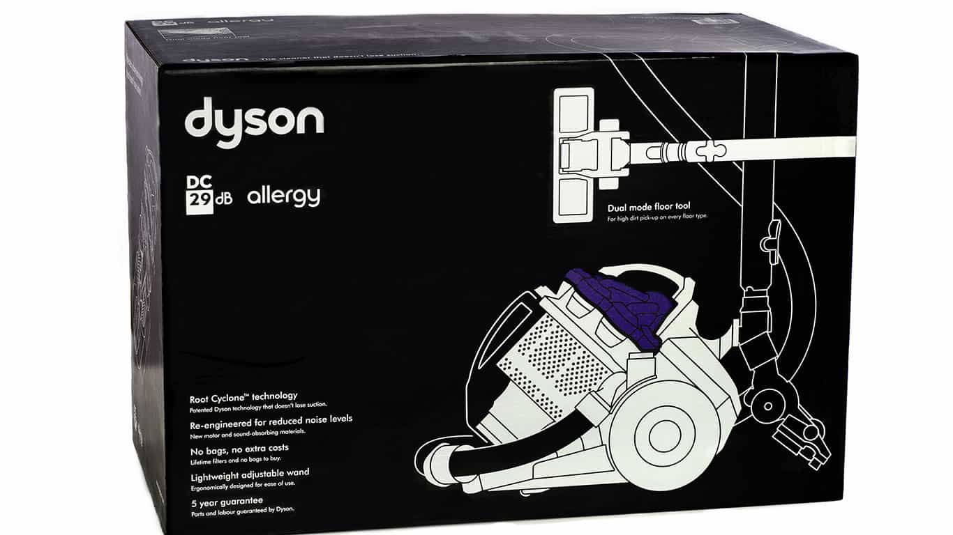 expensive dyson vacuum cleaner