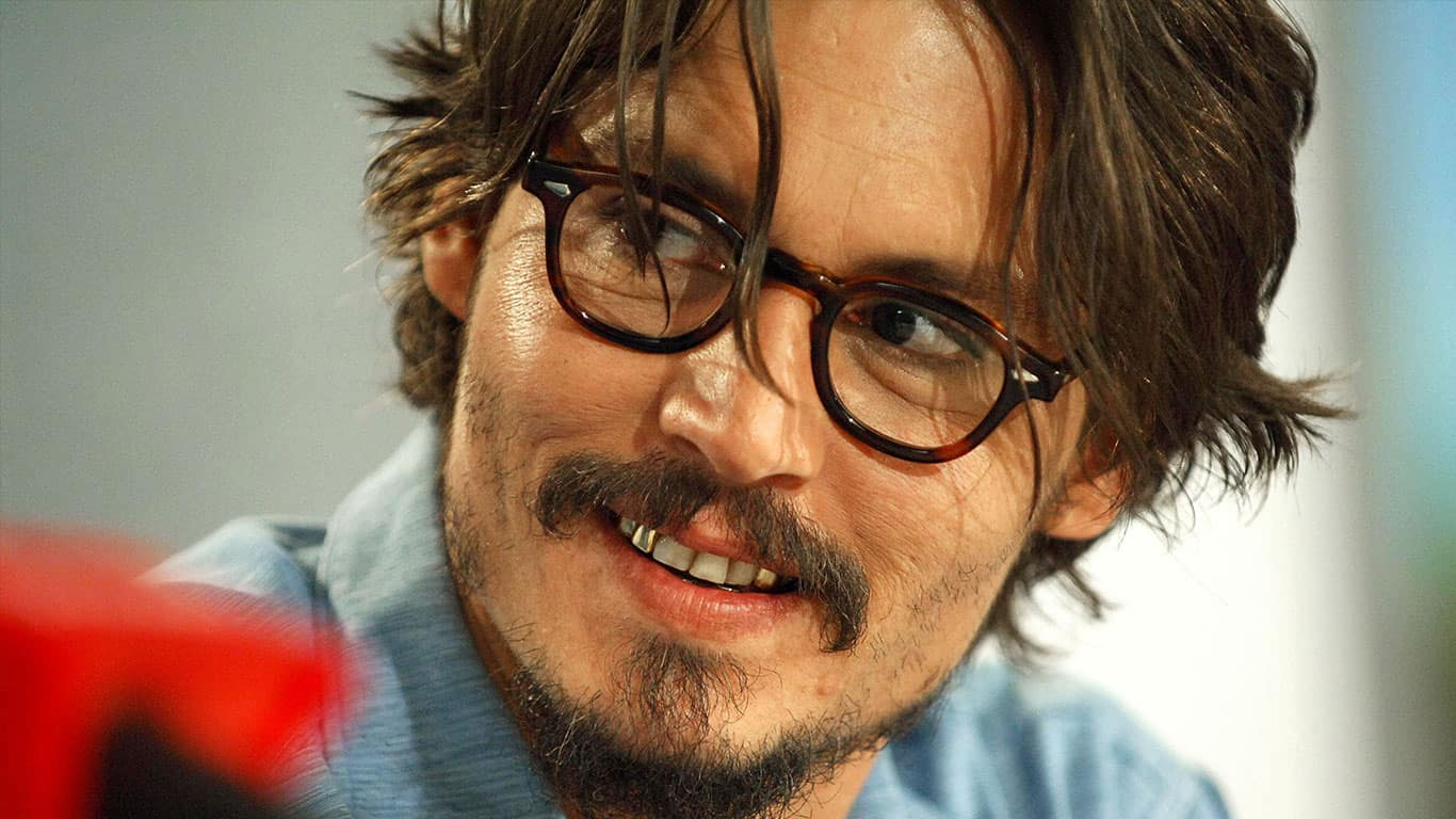 Johnny Depp at Corpse Bride Press Conference at Toronto Film Festival