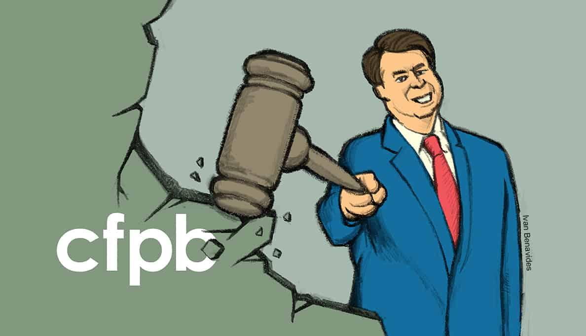 Trump Supreme Court nominee Brett Kavanaugh will destroy the CFPB