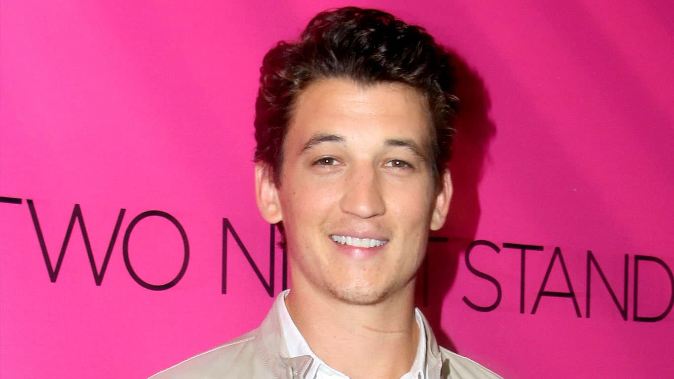 Miles Teller at the Los Angeles Premiere at TCL Chinese 6 Theater