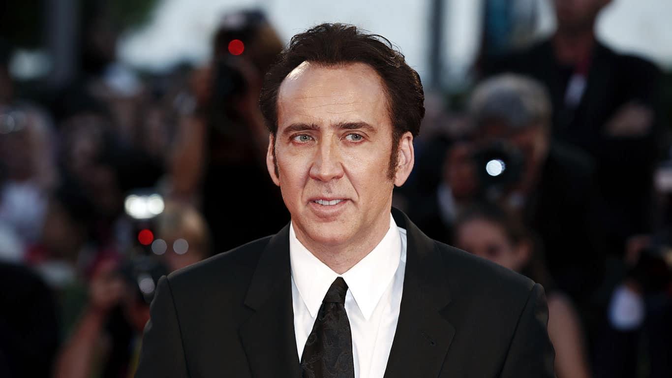 Nicolas Cage wallowed in debt 02/28/2010 88