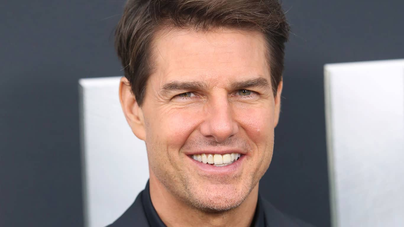 "Tom Cruise attends the premiere of ""The Mummy"" at the AMC Lincoln Square Theater"