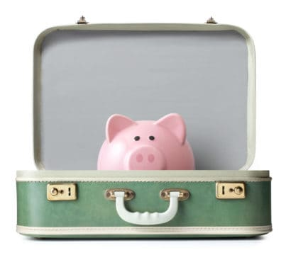 Travel rewards credit cards offer savings for travel