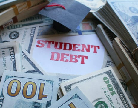 Student loan debt settlement