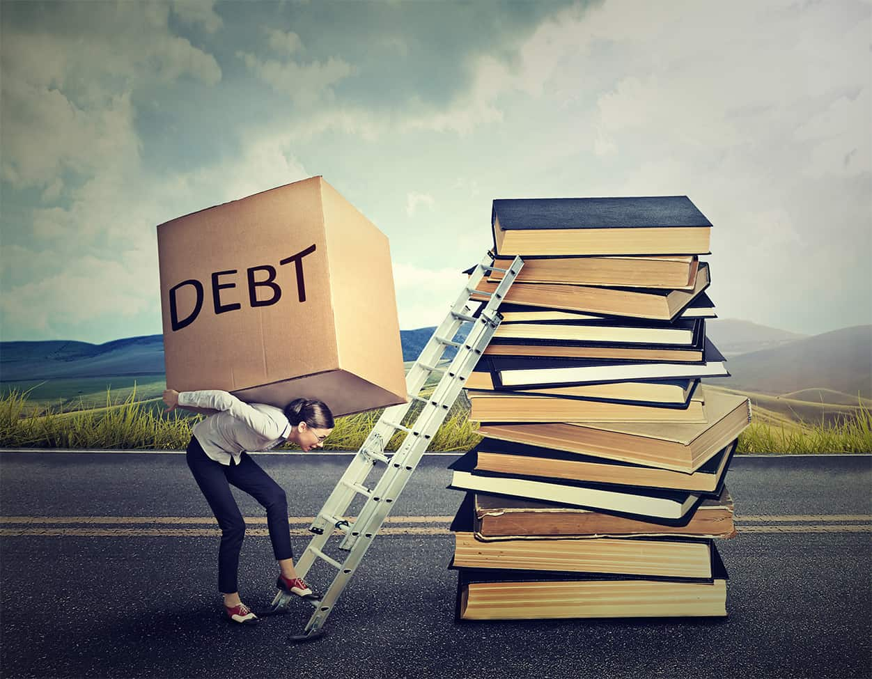 When you break down student loan debt by gender, women hold the bulk of student loans in America.
