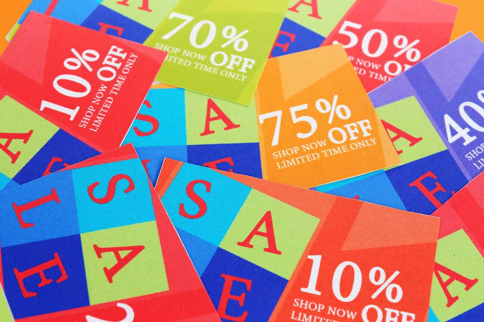posibles cupones de ofertas para las compras de regreso a clases