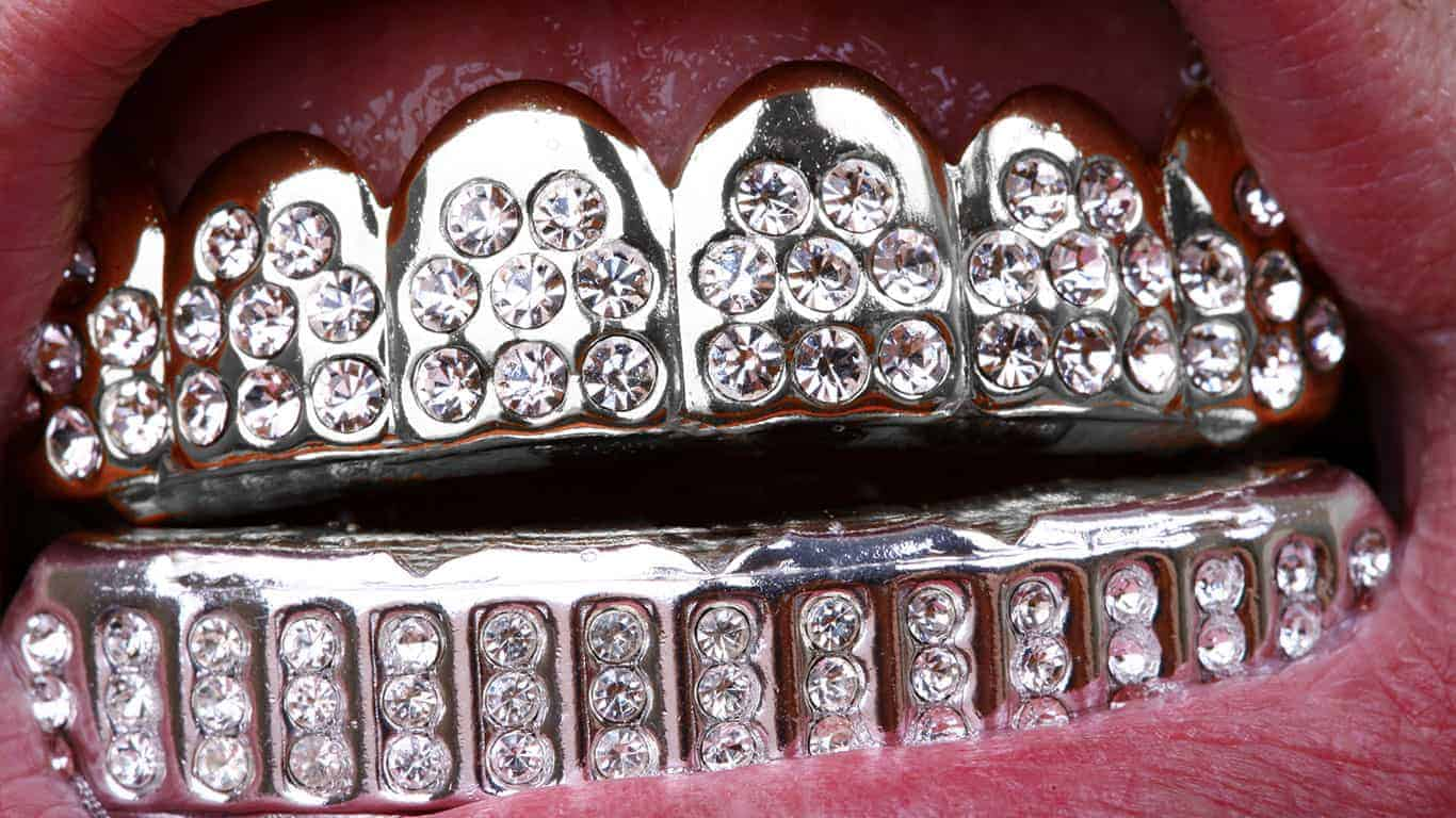 Teeth - Grill Bling