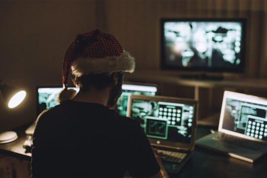 Christmas Cyber Crime
