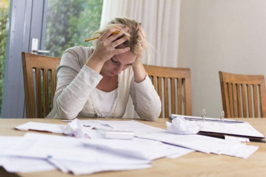 Woman worried about tax related identity theft due to her father-in-law.