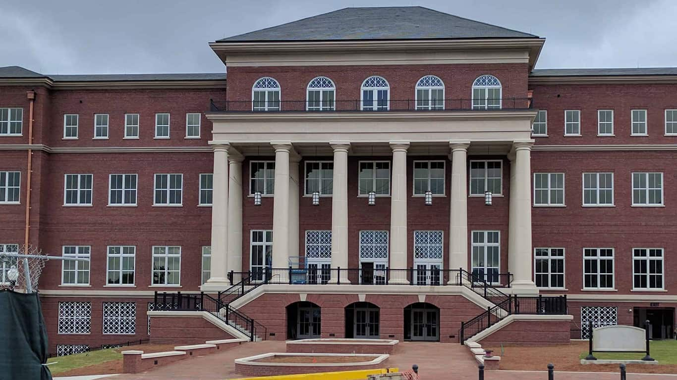 Old Main Academic Center Mississippi State University