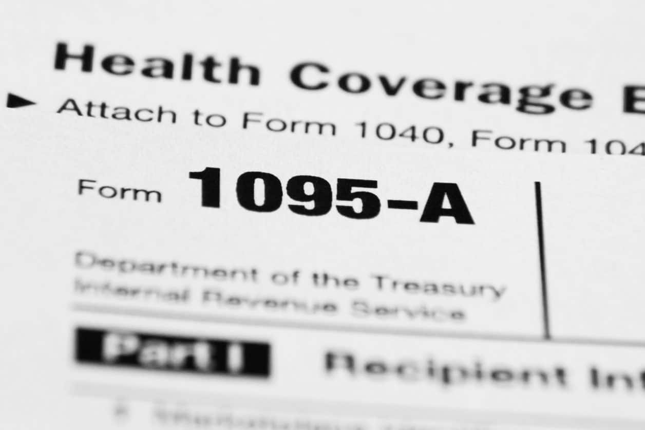What is a 1095-a form? If you purchased health insurance through a marketplace during any month of the year, you should receive one.