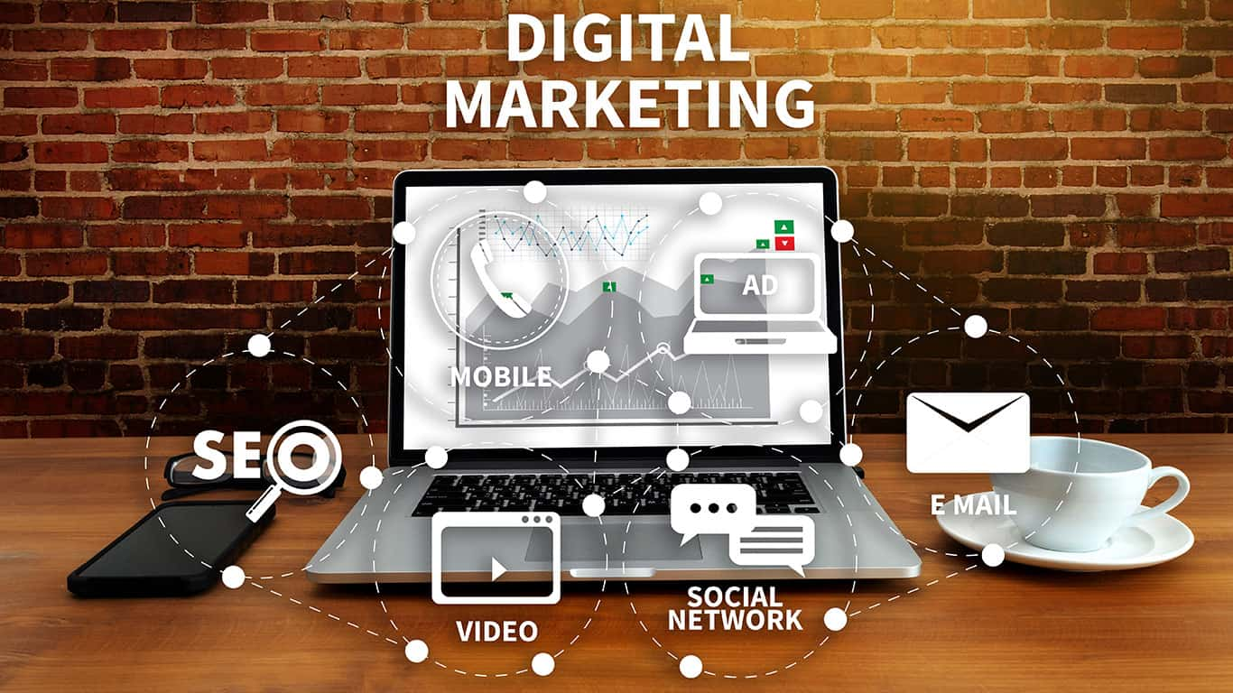 DIGITAL MARKETING new startup project MILLENNIALS Business