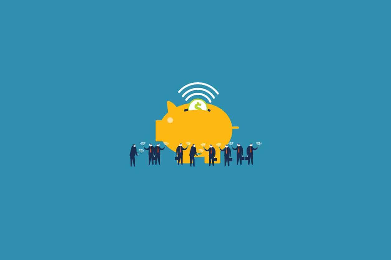 Wireless Piggy Bank