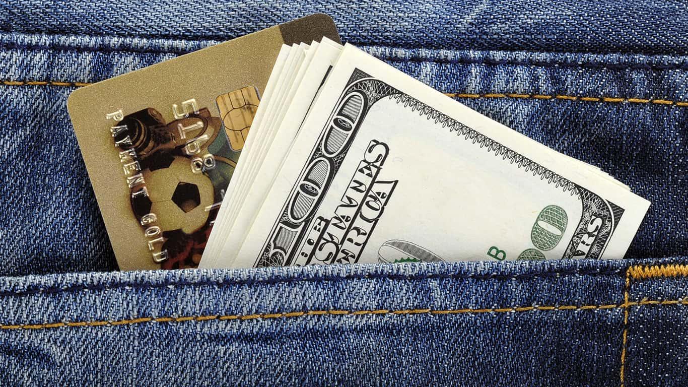 Check your credit card cash back rewards
