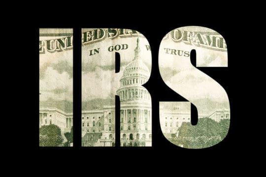 Tax Money, IRS