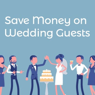Save Money on Wedding Guests