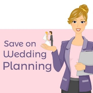 Save on Wedding Planning