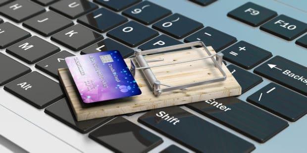 Trampas de tarjetas de crédito