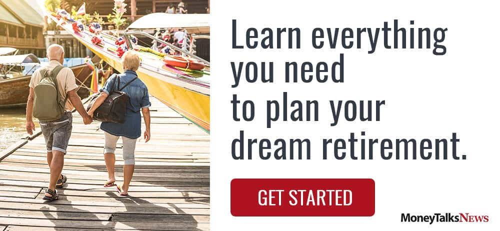 MoneyTalksNews - Learn everything you need to plan your dream retirement. Get Started