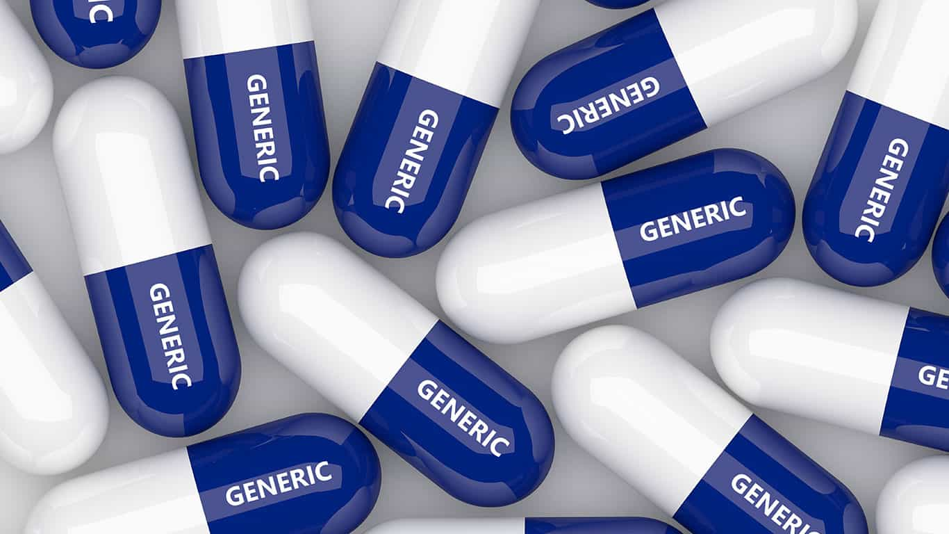 Ask for generic drugs