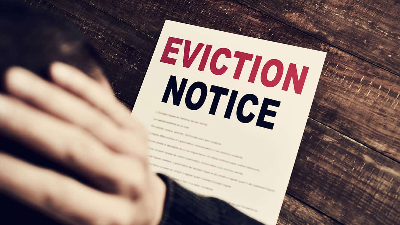 If a landlord wants to evict you they can