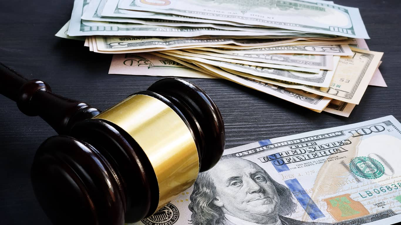 If you get evicted you might have to pay a landlords court costs