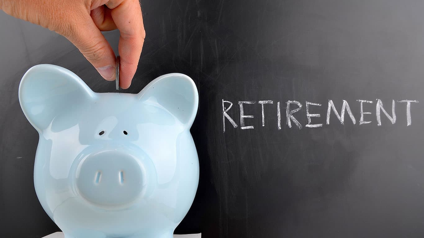 Not saving for retirement while you can
