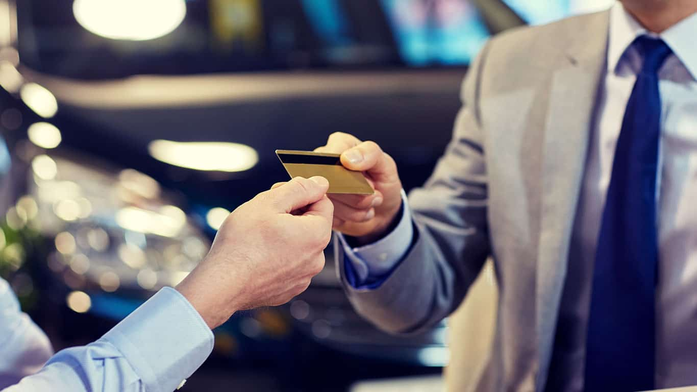 Start with a secured credit card or loan