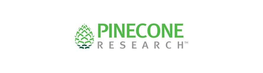 pinecone research logo