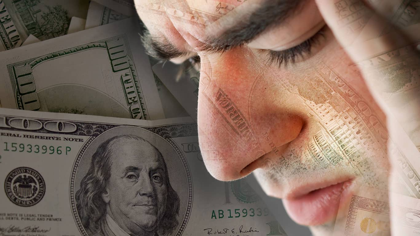 5 Ways to Reduce Anxiety and Depression Over Finances
