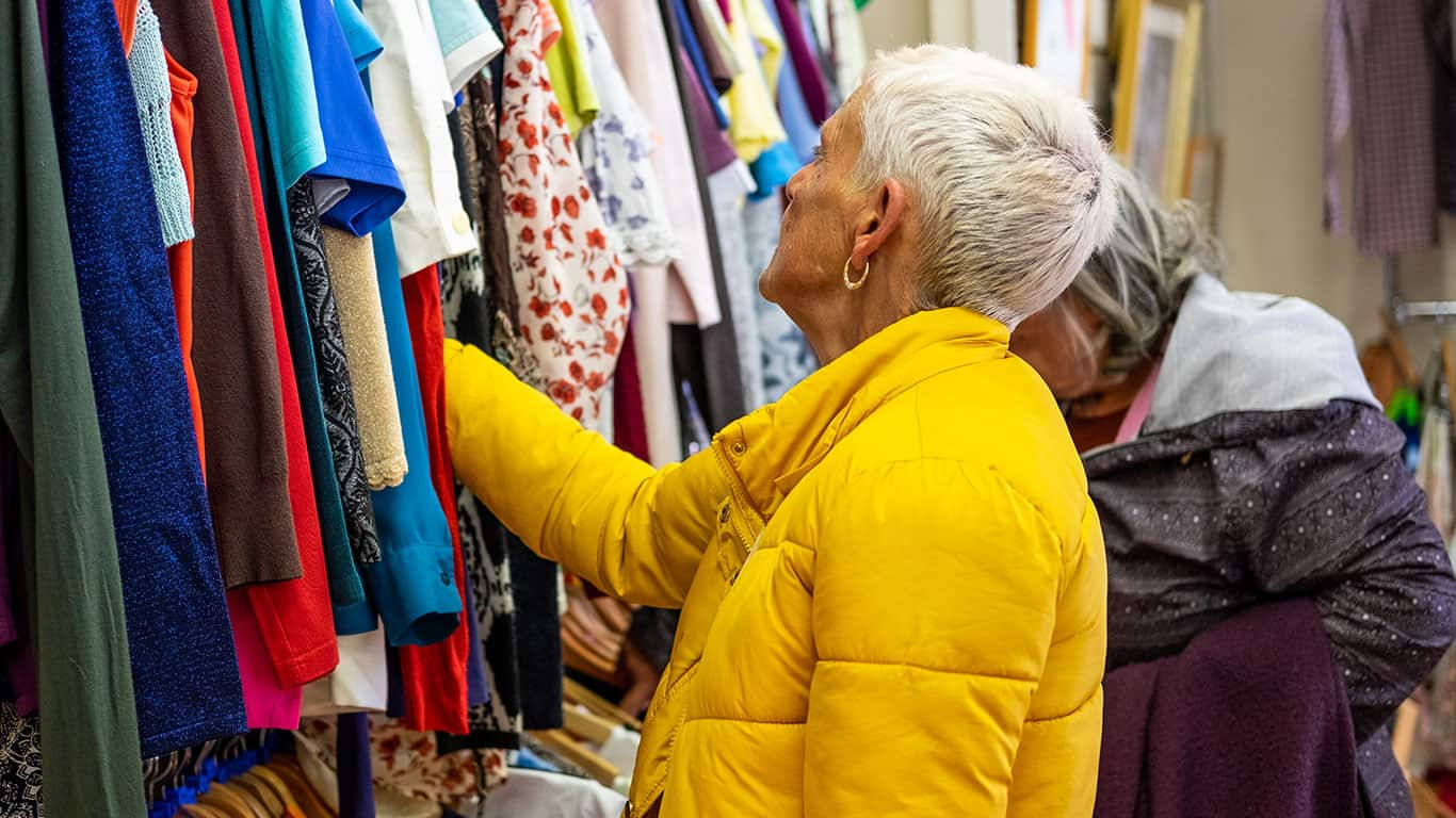 7 Tips for Racking Up Clothing Savings at Thrift Stores