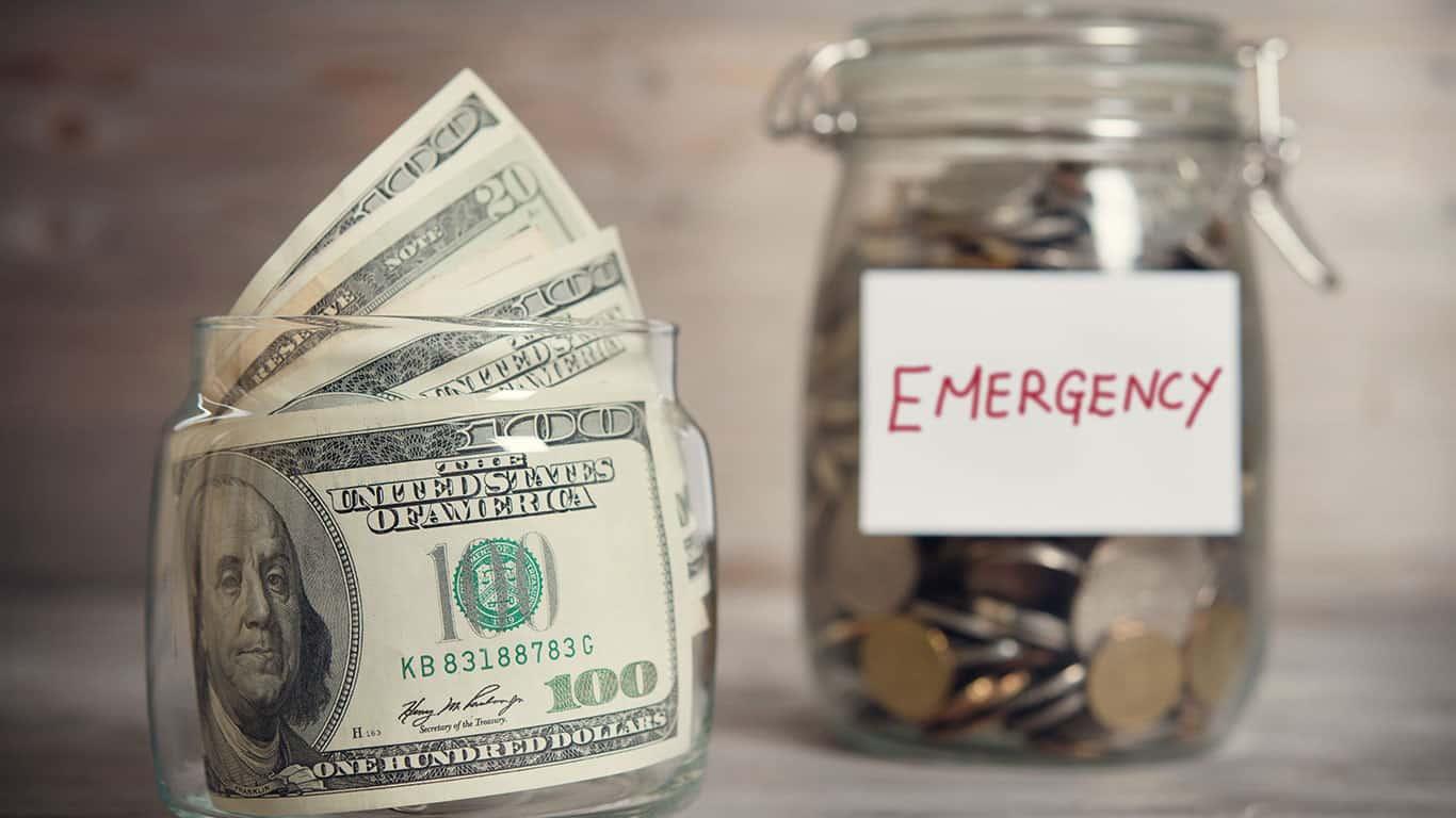 Build an emergency savings fund