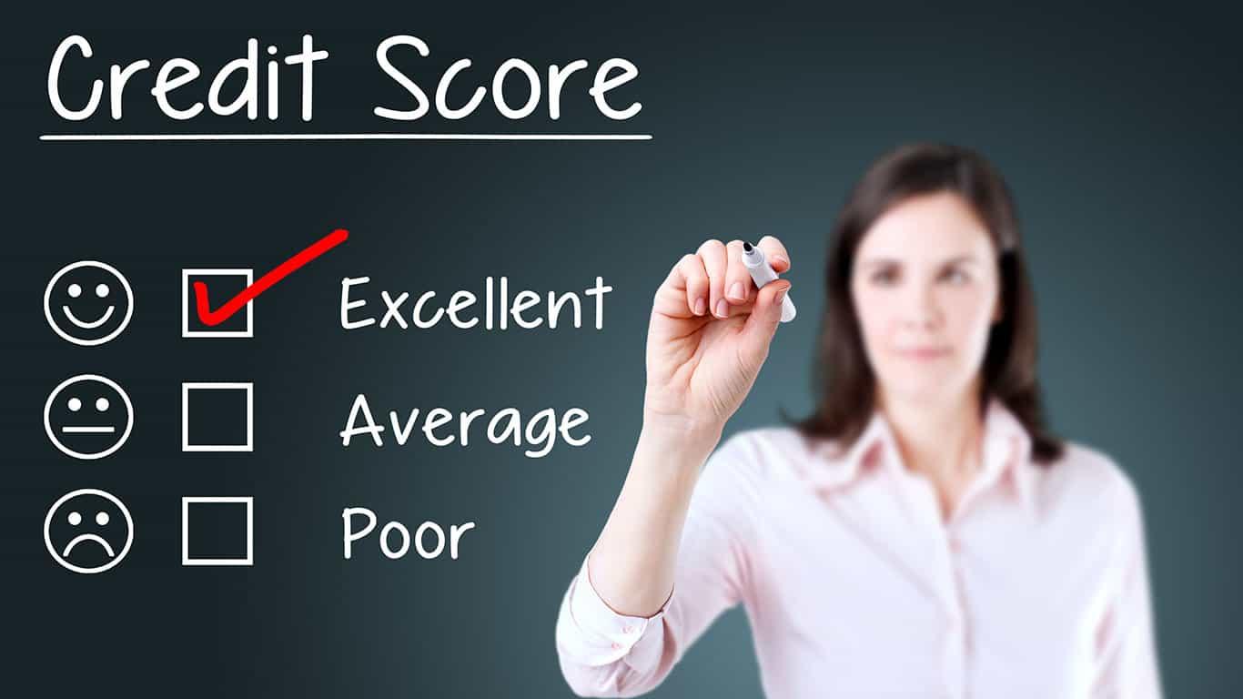 Joy of rebuilding your credit score
