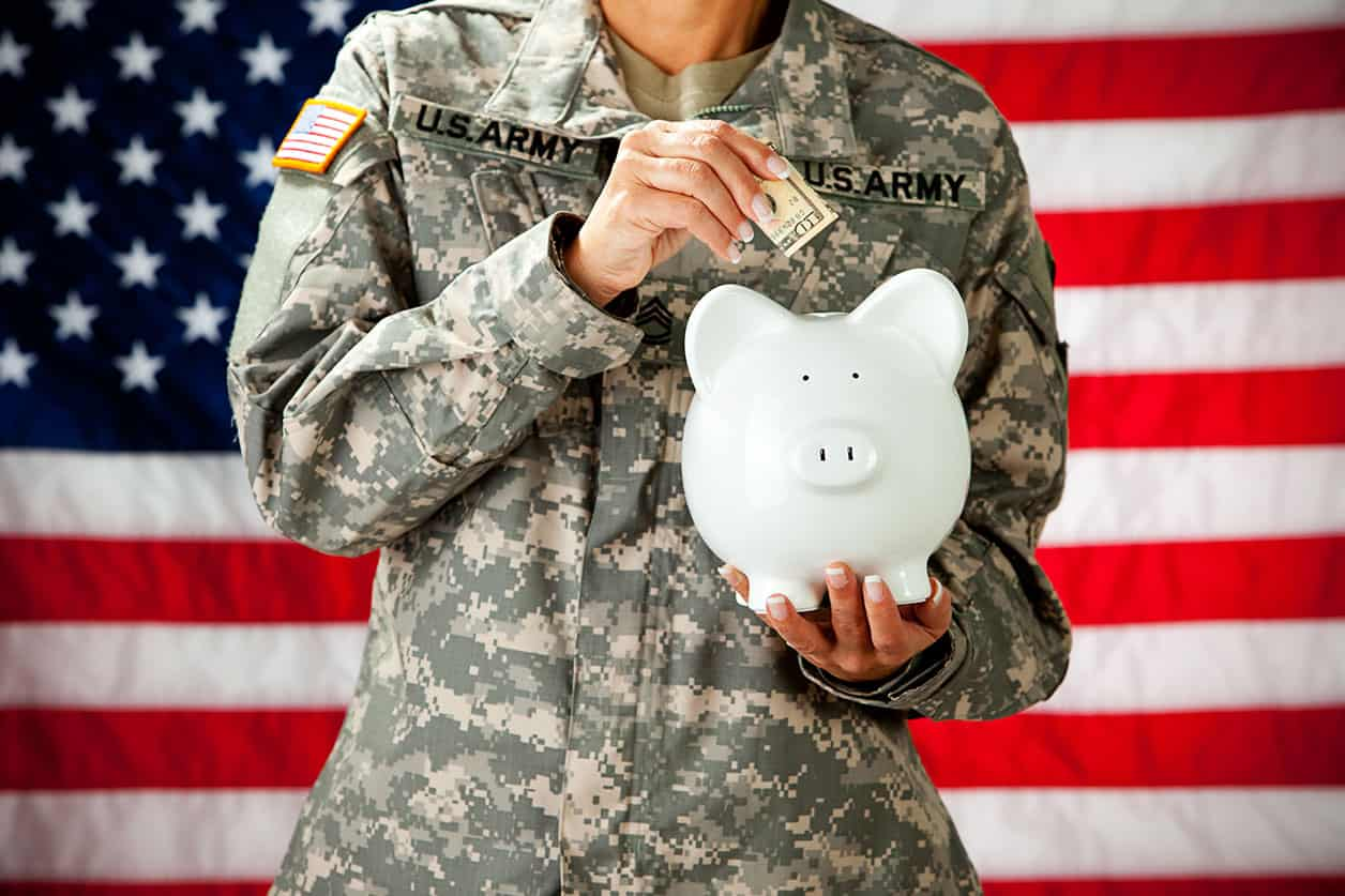 Military and Money