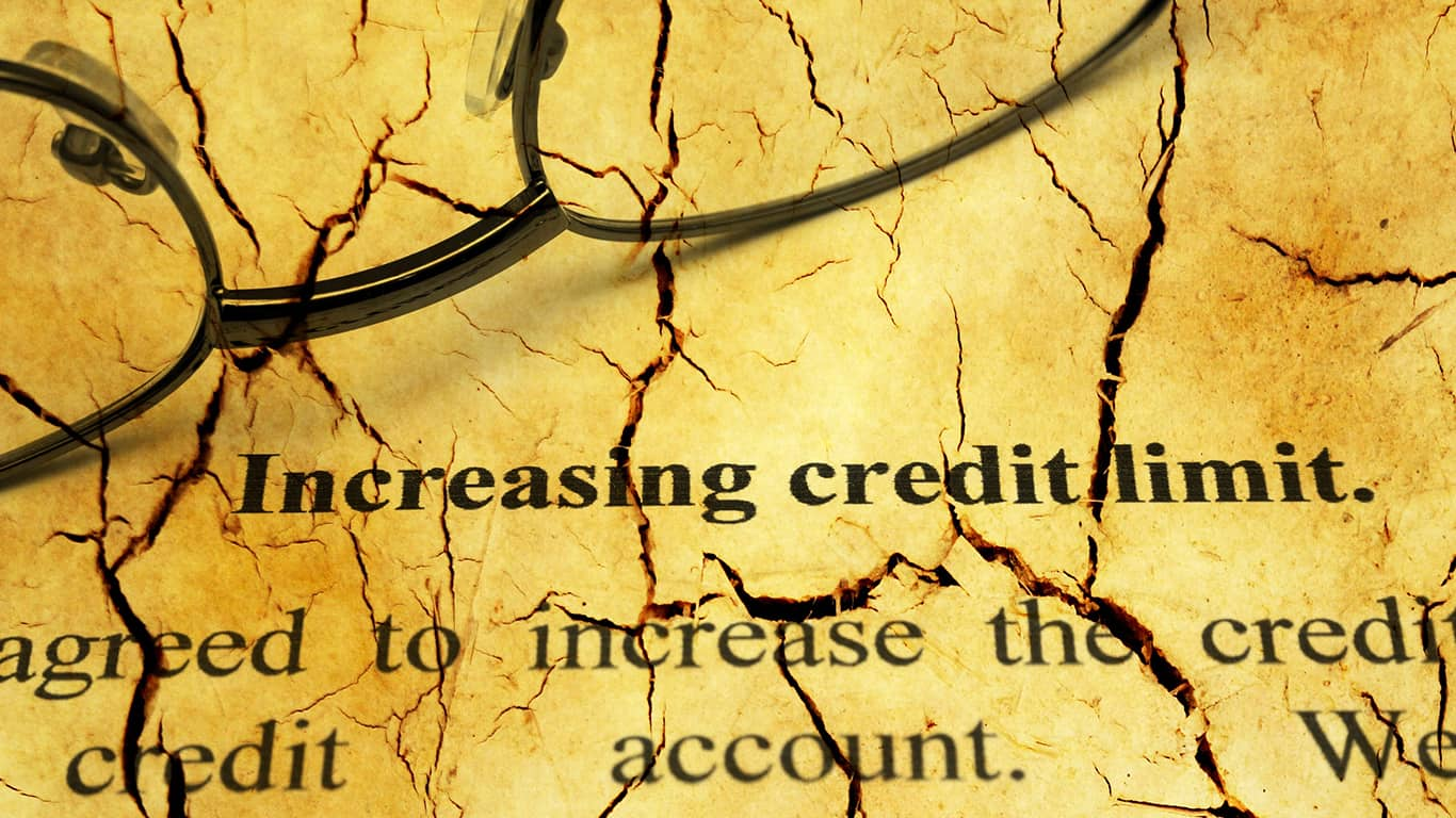 Ask about increasing credit limits
