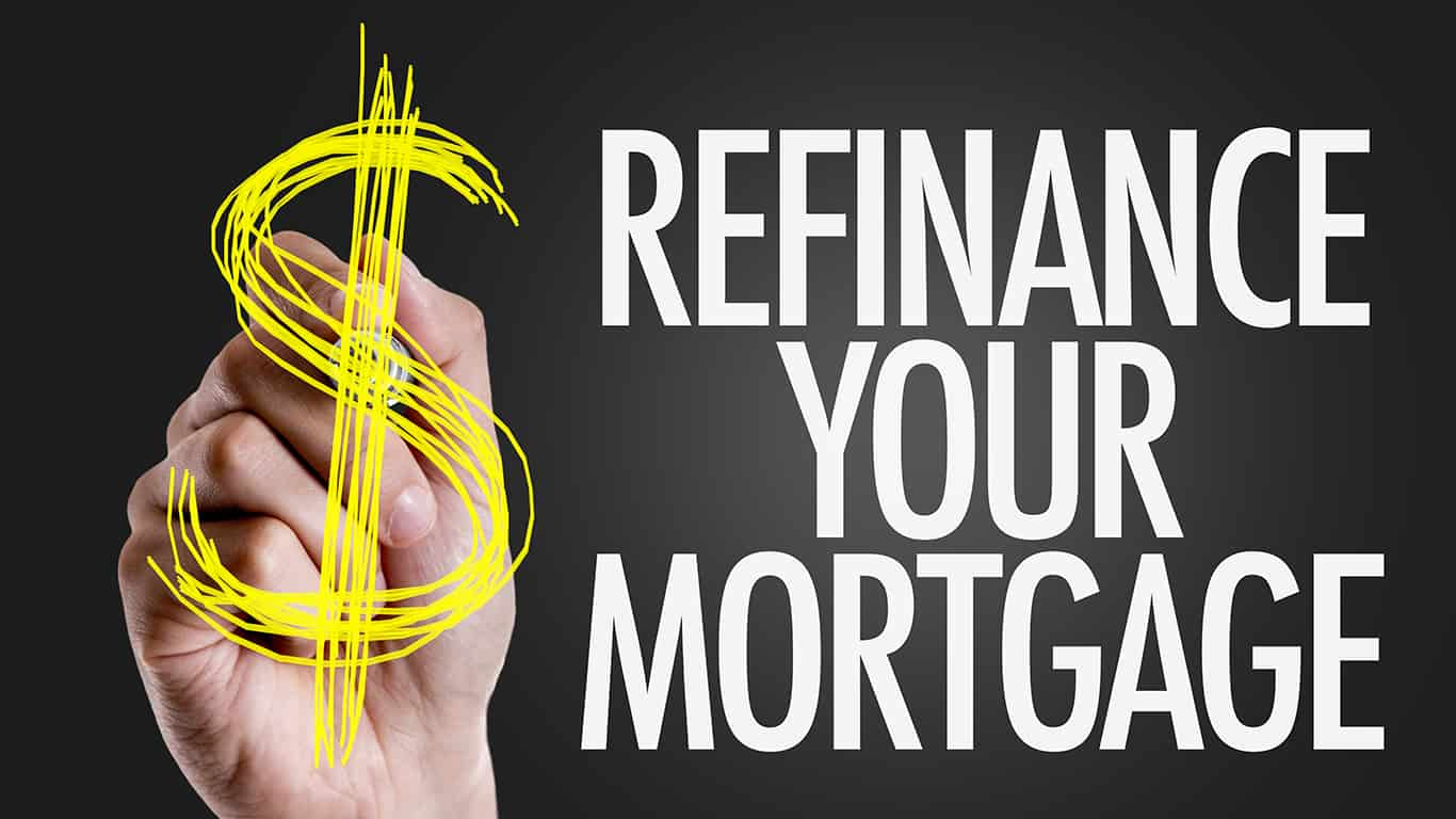 Consider refinancing your mortgage