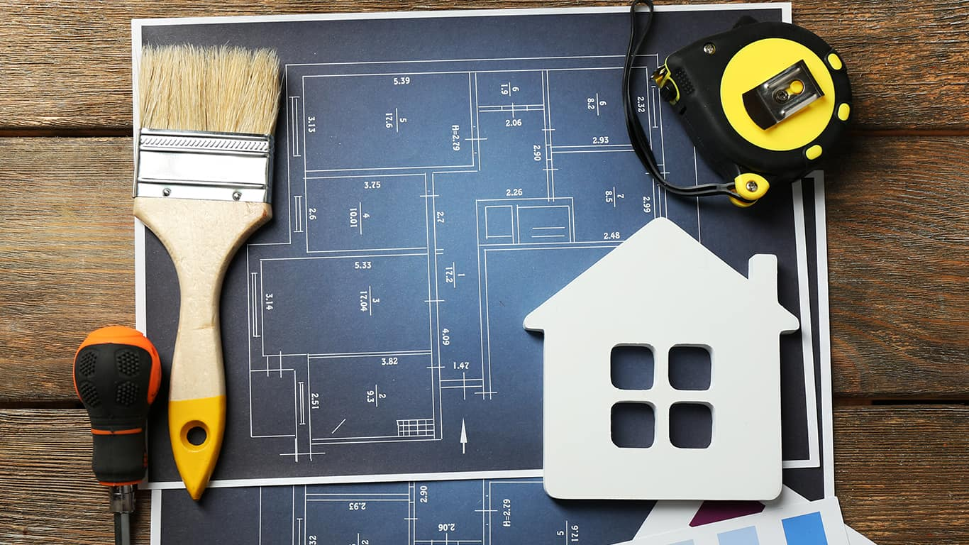 Household repairs and remodeling projects