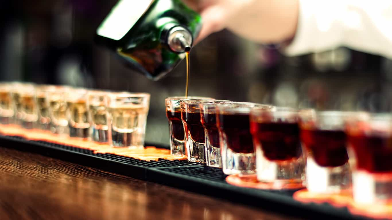How to Imbibe at the Bar Without Going Broke